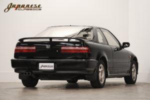 Honda integra вид сзади