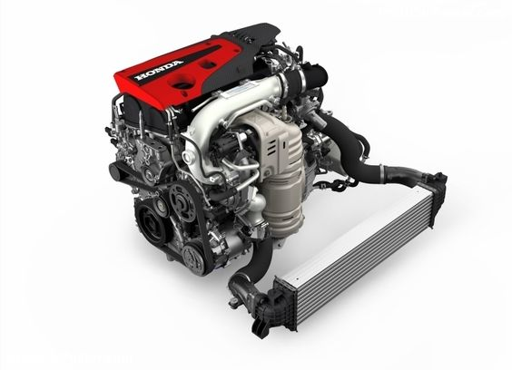 Двигатель Honda civic type r
