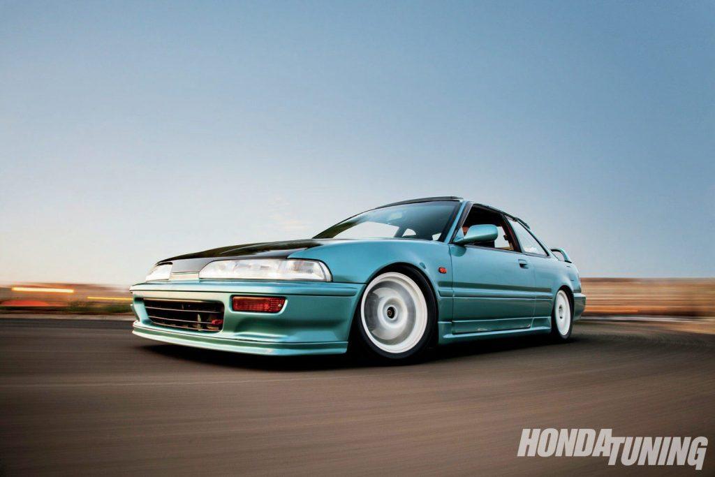 Honda Integra 1990 года