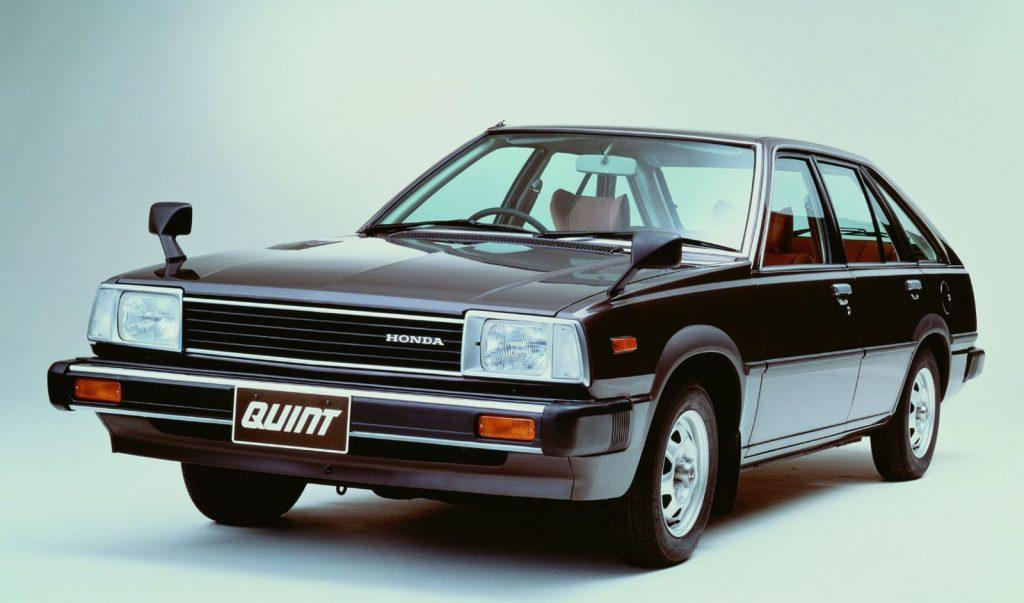 Honda Quintet 1980