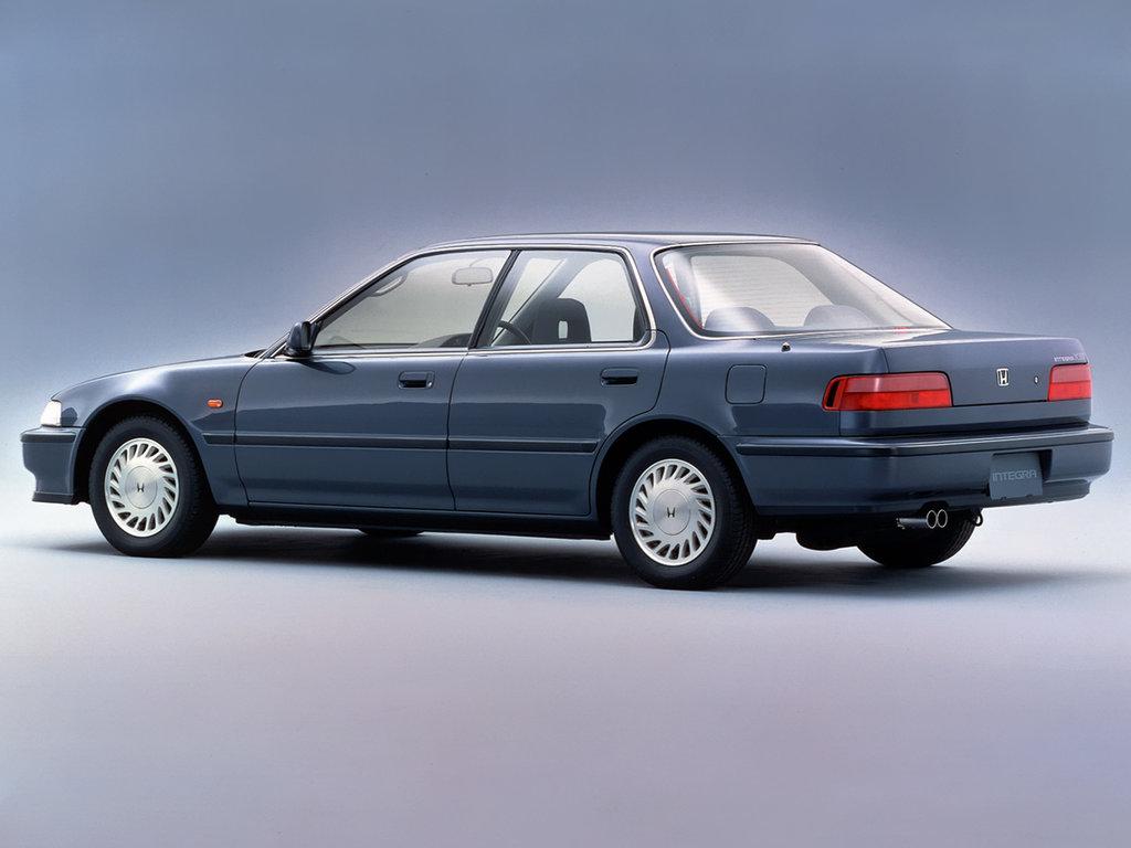 Honda integra в кузове седан