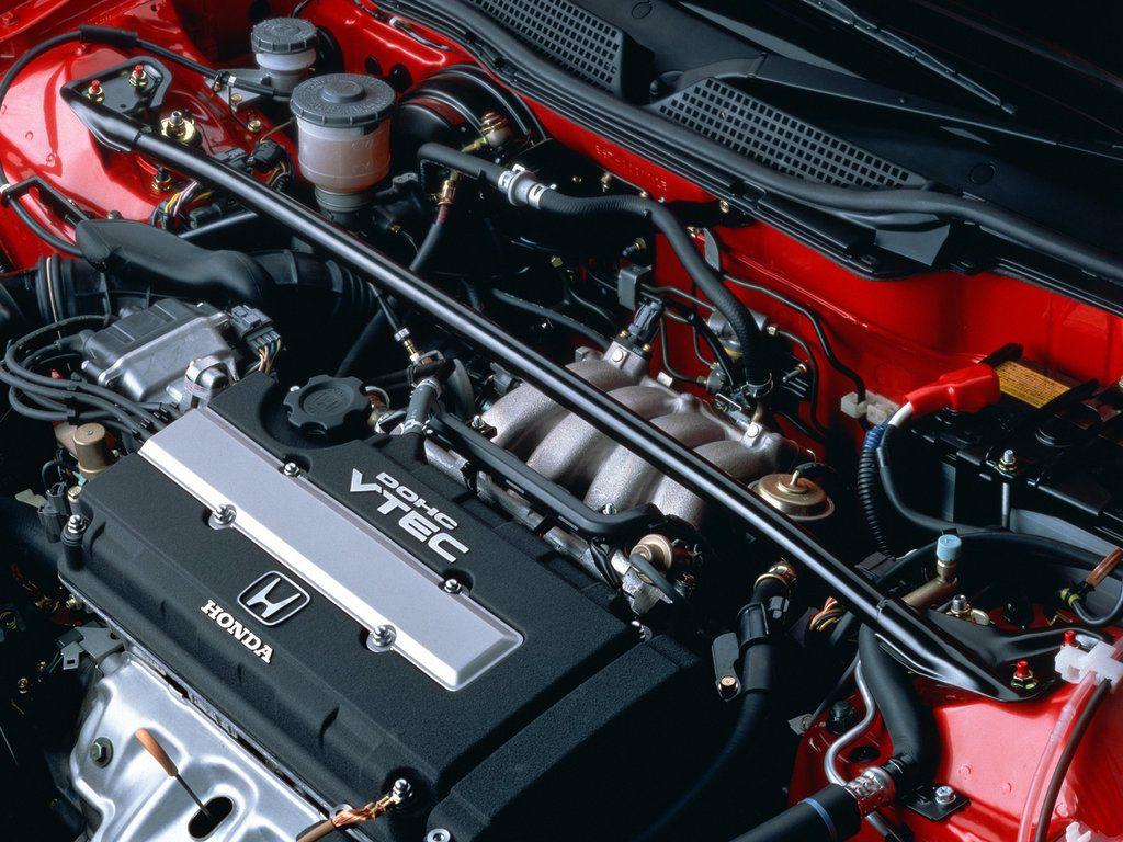 двигатель хонды интегры