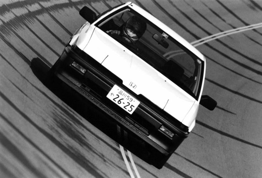 Honda Quint Integra 1985-1989 год