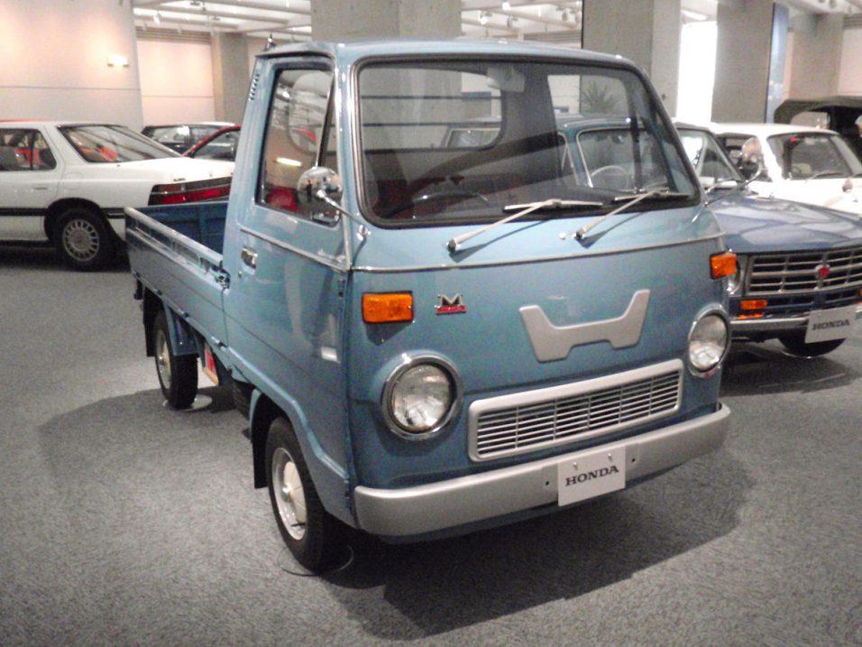 Honda TN360