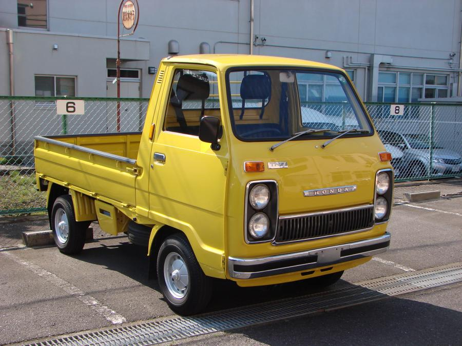 Honda TN360 deluxe