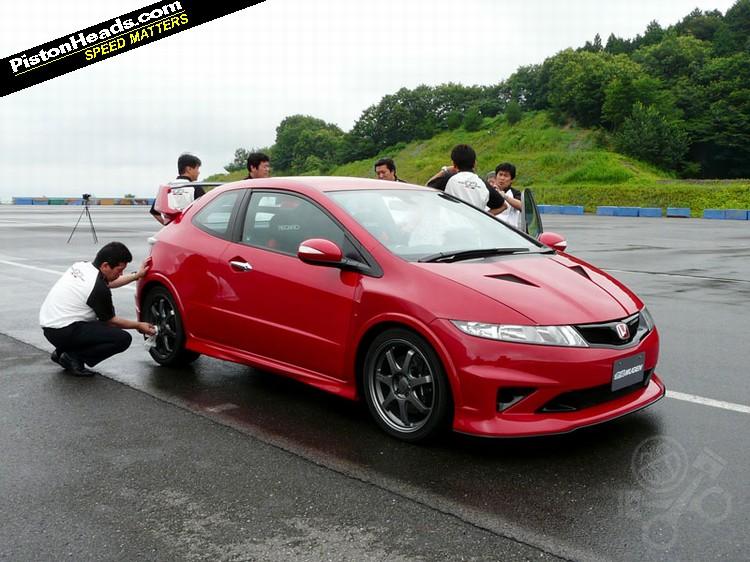 Honda civic typer mugen 1