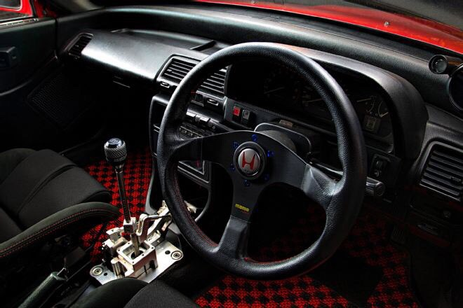 Honda civic ef3 interior 11