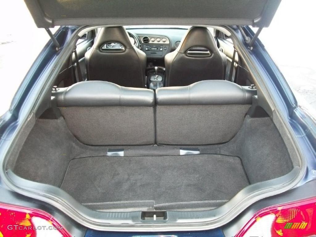 Багажник для купе хорошего размера, 453 литра!