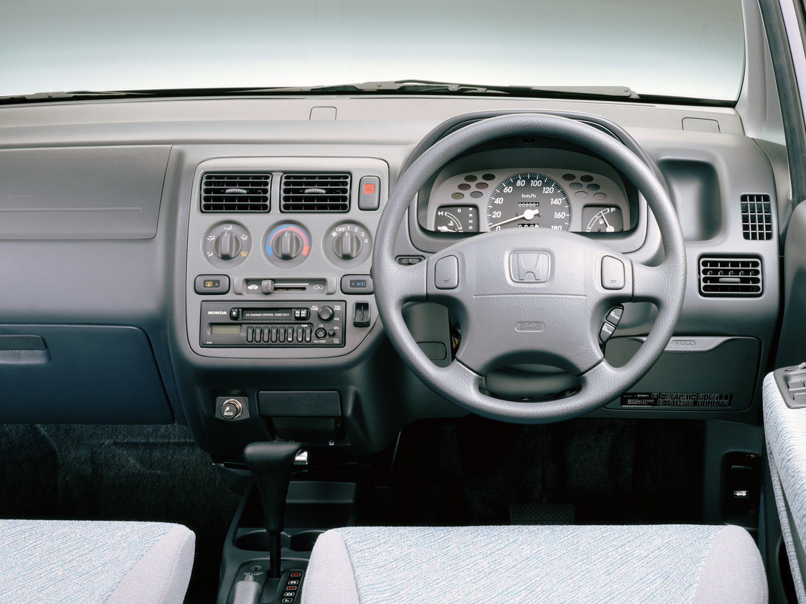 Honda capa interior