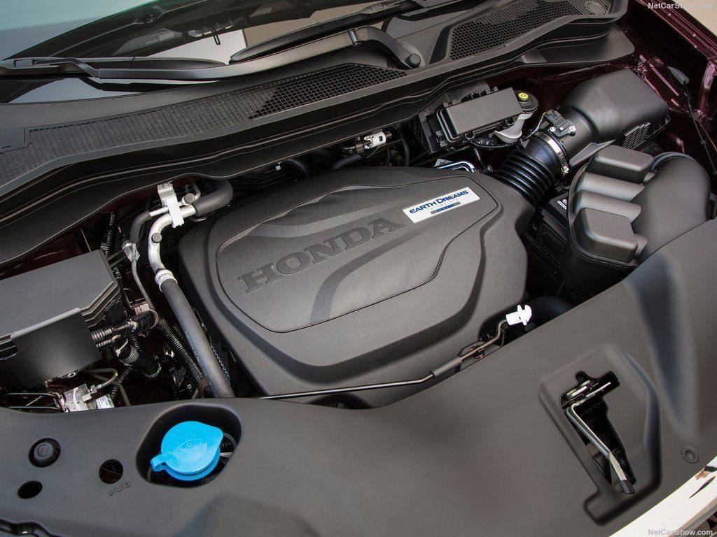 Honda Ridgeline engine