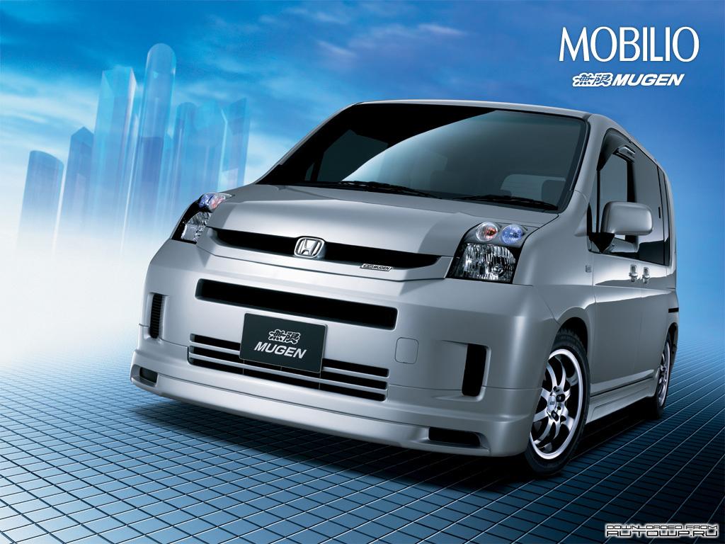 Honda mobilio Mugen