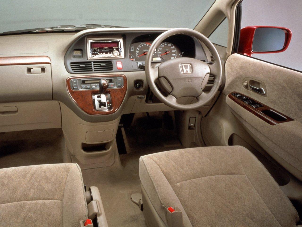 Honda Odyssey interior