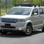 Honda Crossroad — описание и технические характеристики