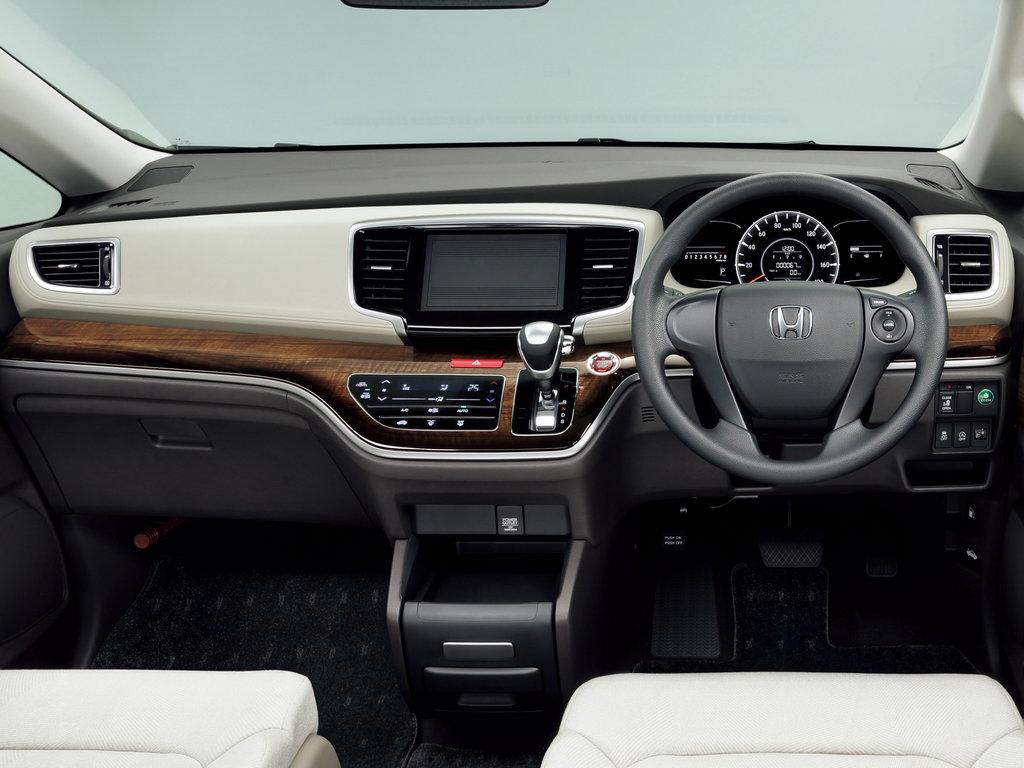 Обновлённый Honda Odyssey для США