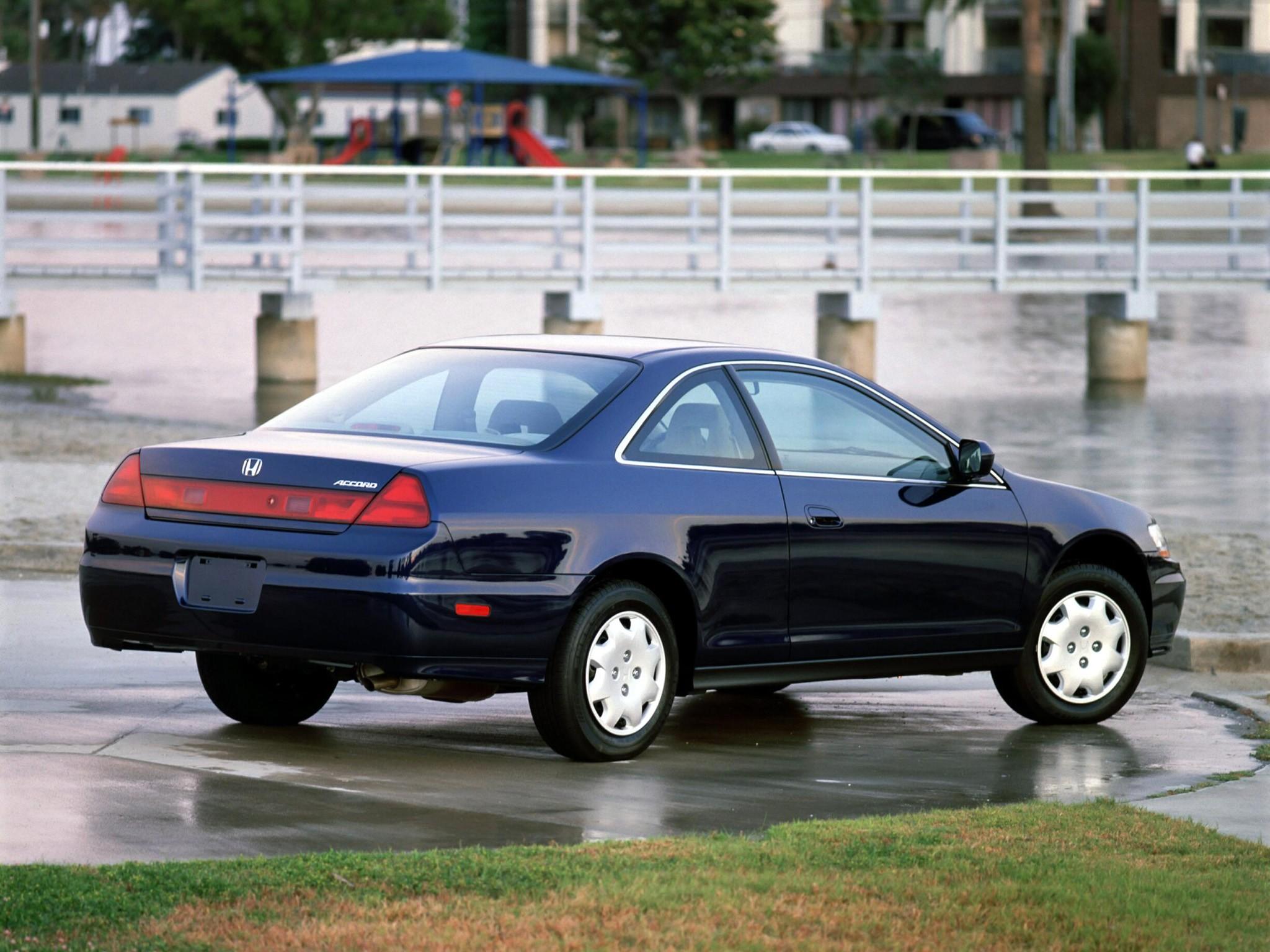 Honda Accrd 6 Coupe
