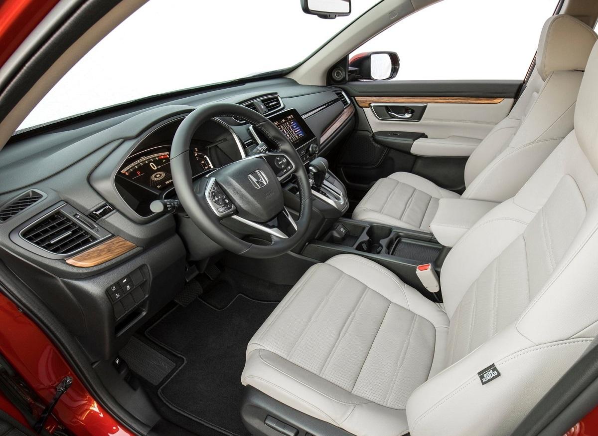 Хонда СРВ 2017-2018 (Honda CR-V)