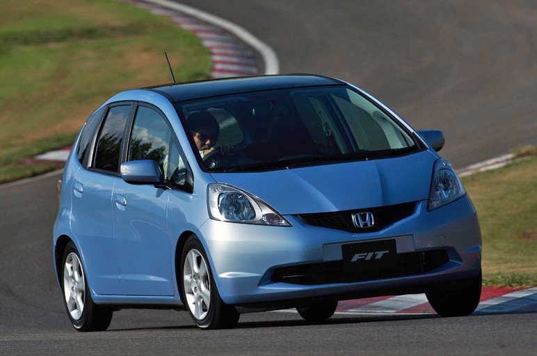Honda Fit 200