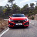 Новый кузов Honda Civic 2018 года, фото, цены, комплектации и технические характеристики