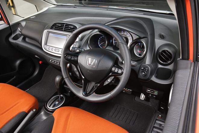 Honda Fit Hybrid RS