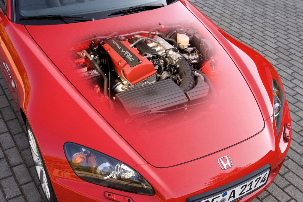 Honda S2000 F20C1
