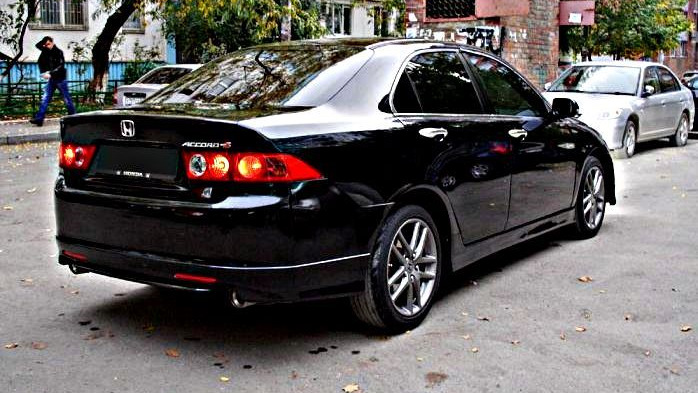 honda Accord 7 Type S