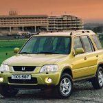 Хонда СРВ 1 поколения — Полный обзор
