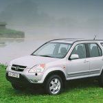 Обзор Хонда СРВ 2 (2002-2006)