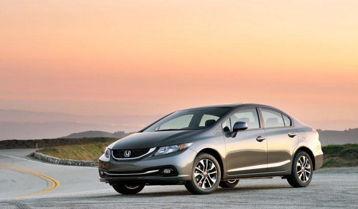 Хонда Цивик 9 поколения