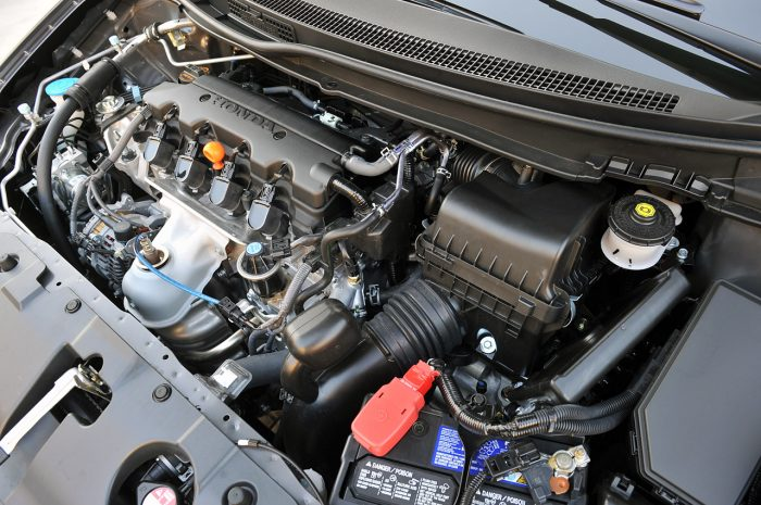 Двигатель Honda Civic 9