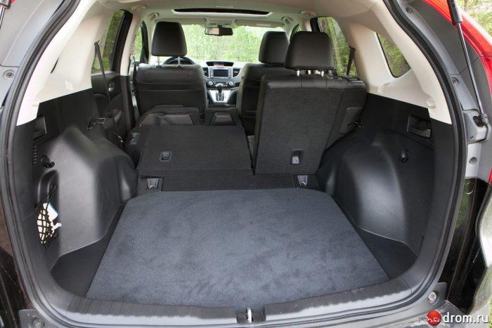 Багажник Honda CR-V 4 поколения