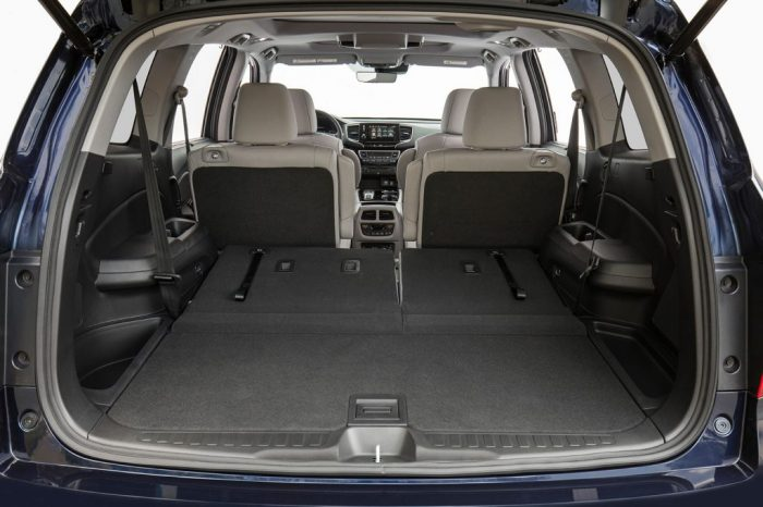 Багажник Honda Pilot 2019