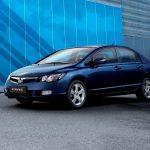 Honda Civic 4D. Обзор седана 8 поколения
