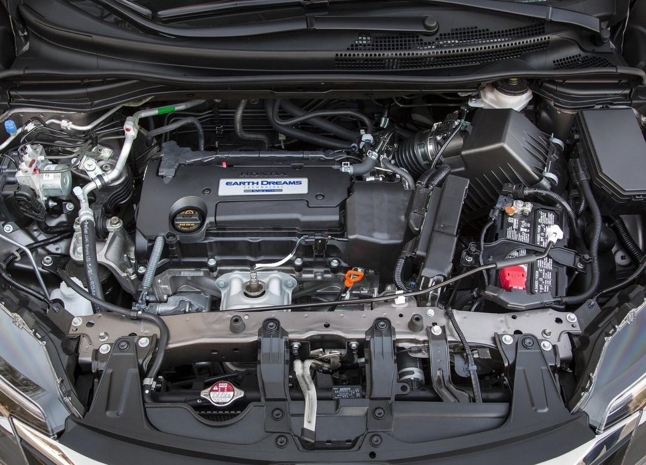 Двигатель Honda CR-V 4