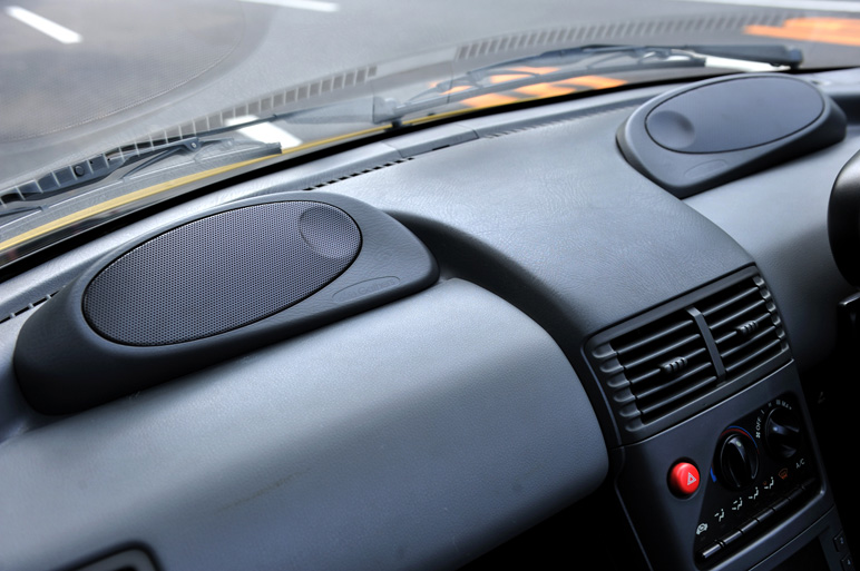 honda beat interior