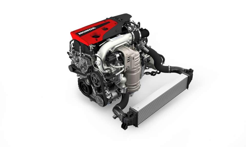 Honda начинает отдельно продавать свой самый мощный мотор