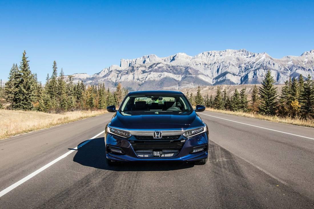Хонда аккорд 10 поколения 2018