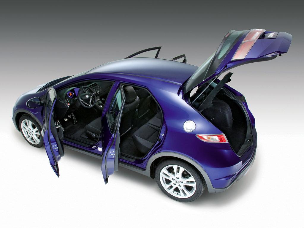 Хонда цивик 2008 обзор