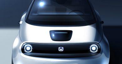 Honda представит прототип нового электрокара